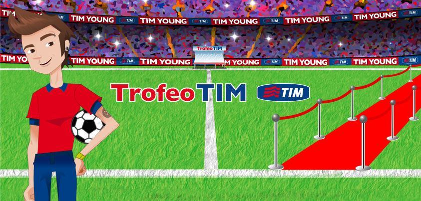 Novità| Trofeo TIM: vinci fino a 10 anni di ricariche e... non solo!