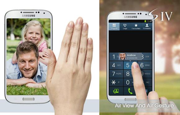 Novità| Semplifica le tue azioni con Galaxy S4
