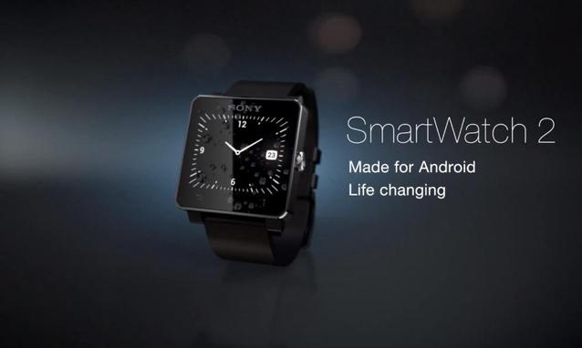 Novità| Sony presenta il primo SmarWatch impermeabile al mondo con tecnologia NFC