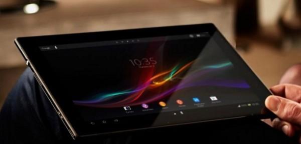 Novità| Il meglio dell'intrattenimento con Xperia Tablet Z