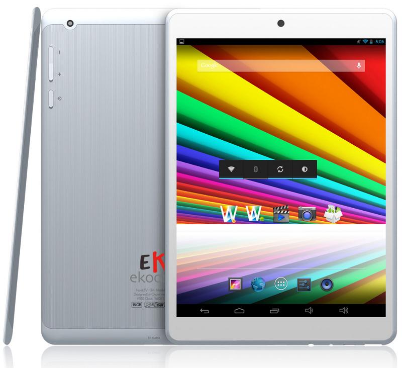 Novità| Ekoore annuncia un tablet quad core con Android 4.1 a 179€