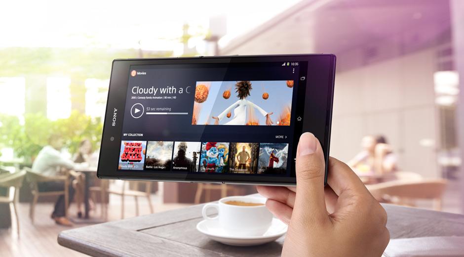 Novità| Sony Xperia Z Ultra per un divertimento senza fine [video]