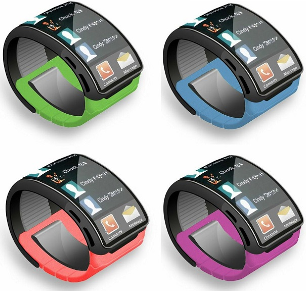 Samsung-Galaxy-Gear-Concept-Flexibile