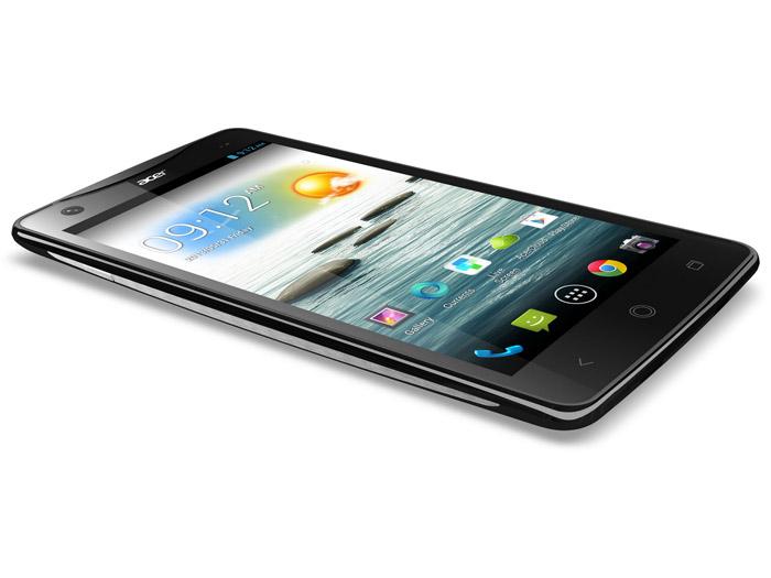 Novità| Acer ufficializza il nuovo phablet della gamma 'Liquid'