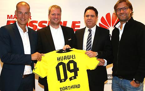 Huawei Borussia