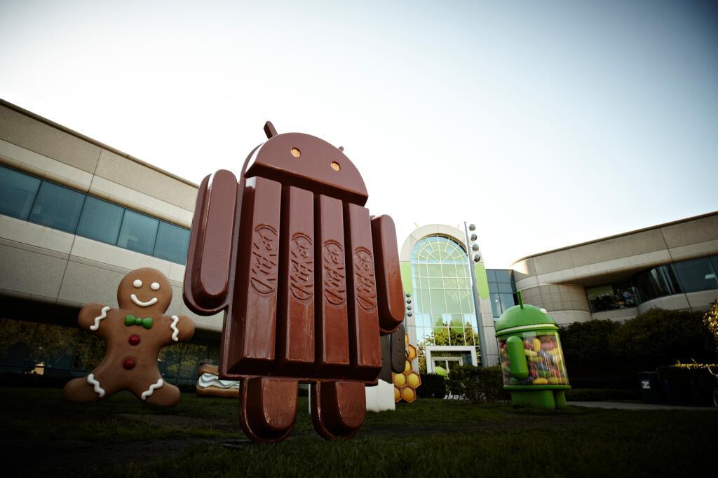 News | Android 4.4 KitKat sara questo il nome della nuova versione Android??
