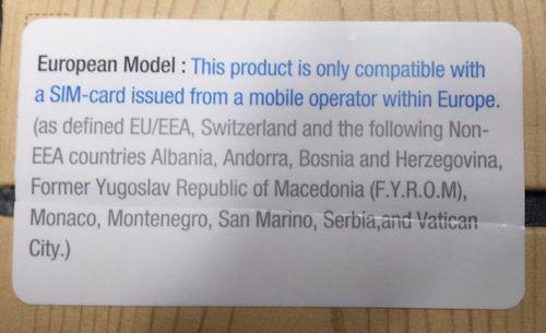 Il punto Della Situazione | Samsung e il problema del Blocco SIM.