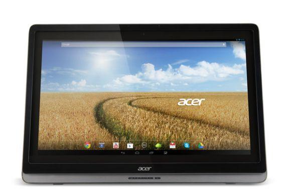 Novità| Android sbarca sui computer all-in-one con Acer DA241HL