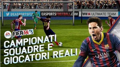 News Giochi | Fifa 2014 arriva nel Play Store! [download apk e guida]