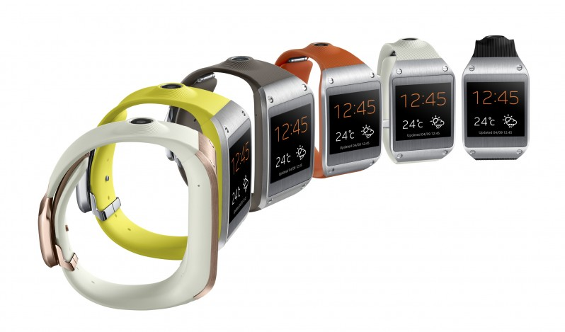 "News IFA 2013 | Galaxy Gear ufficiale: 1,67"" Super AMOLED, CPU a 800 MHz e fotocamera da 2 megapixel"