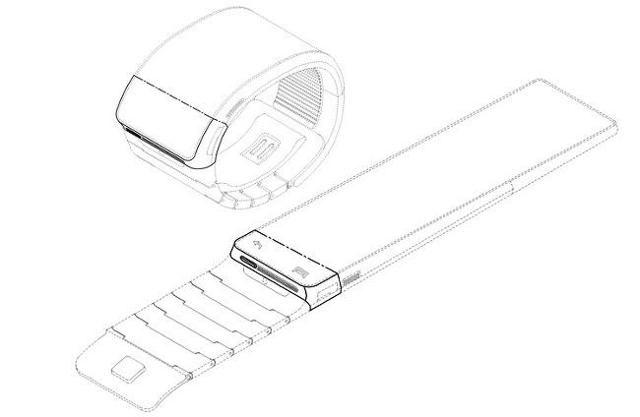 Novità  Samsung già lavora sul nuovo 'orologio intelligente' ??