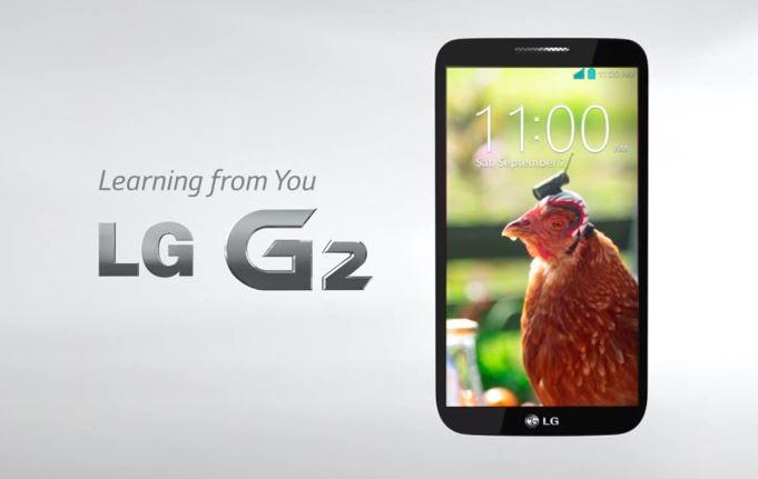 News | Stabilizzatore ottico Galluscam ecco il nuovo simpatico spot di LG G2!