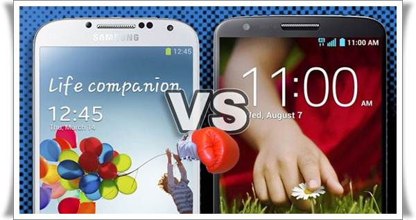 Novità| Video confronto tra Optimus G2 e Galaxy S IV !