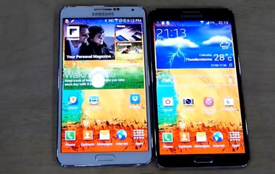 News | Note 3 Snapdragon 800 VS Exynos Octa ecco le due versioni a confronto [video]