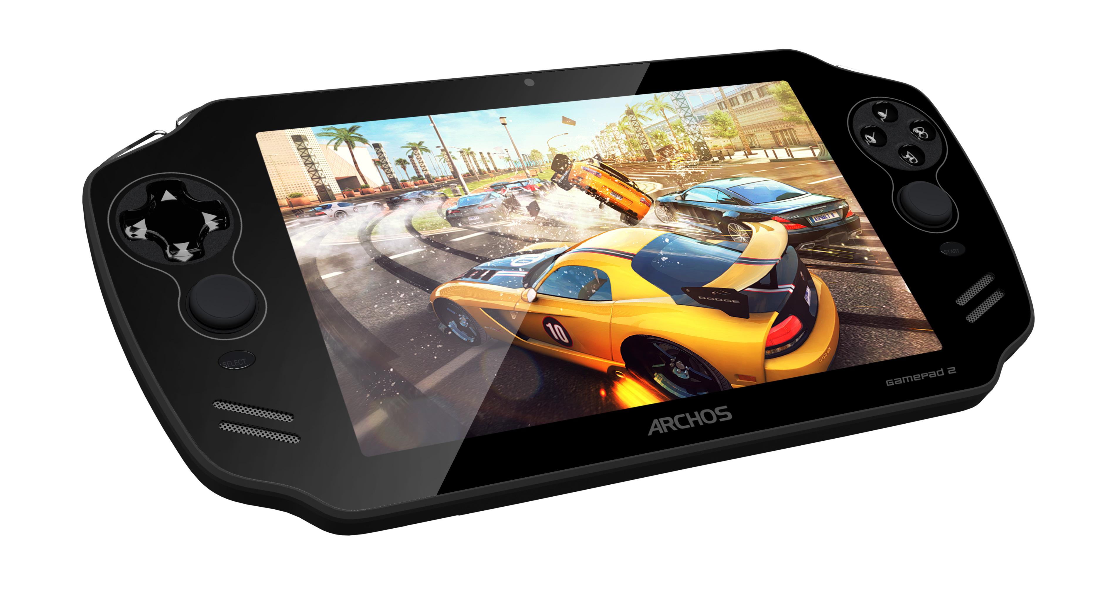 Novità| Archos presenta GamePad 2, il tablet per il gaming