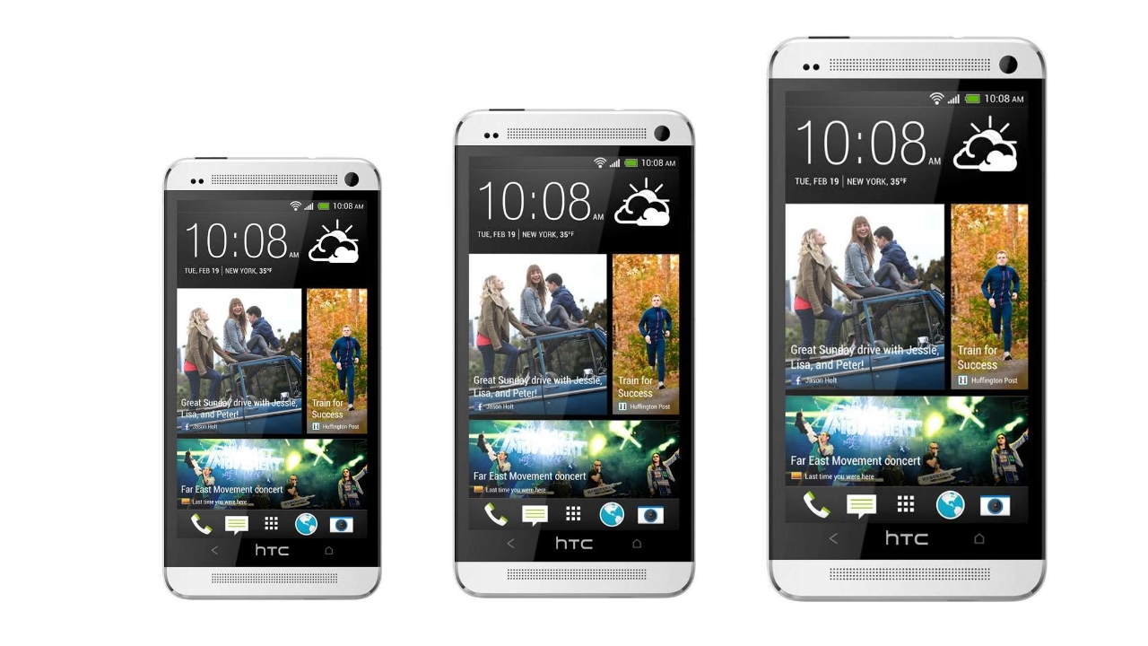 News Terminali | Meno 7 giorni alla presentazione di HTC One Max