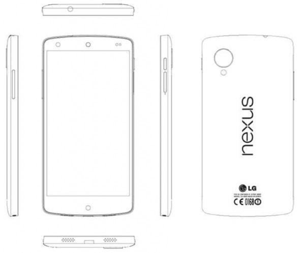 Terminali | Nexus 5: manuale utente svela caratteristiche e design. [scheda tecnica completa]