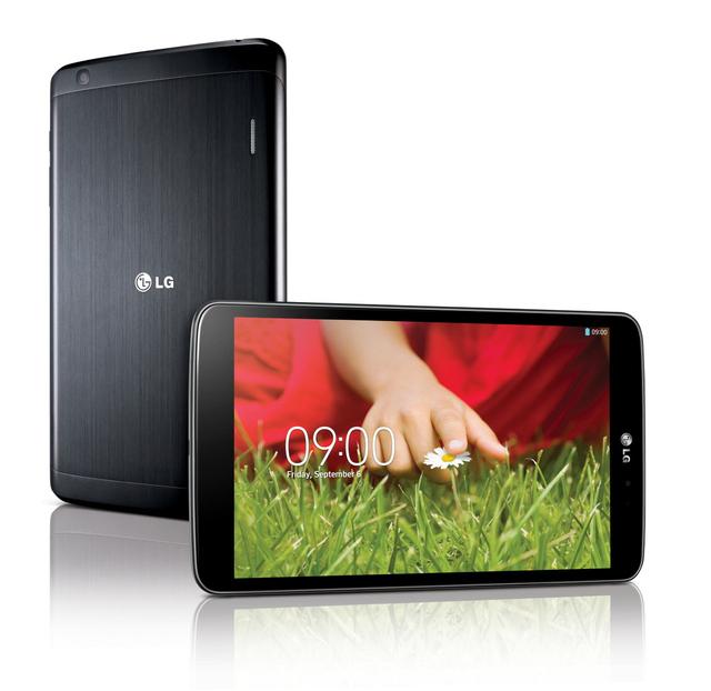 Novità| LG G Pad 8.3 via alla commercializzazione