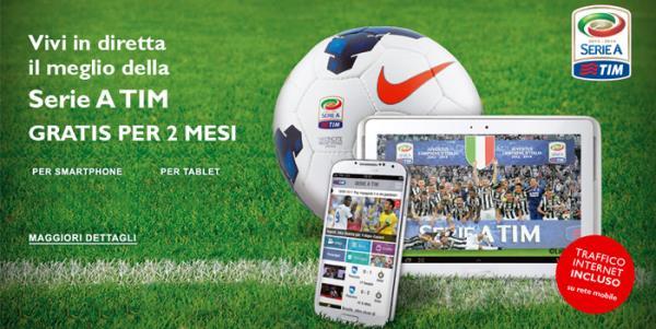 Novità| La diretta delle migliori partite di Serie A completamente GRATIS