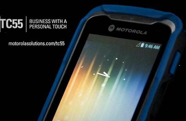Novità l TC55: nuovo smartphone Motorola senza applicazioni Google!