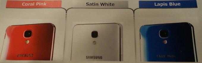 Novità l Samsung: S4 e Note3 insieme per un nuovo Galaxy