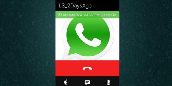 WhatsApp ecco quando arriveranno le chiamate VoIP