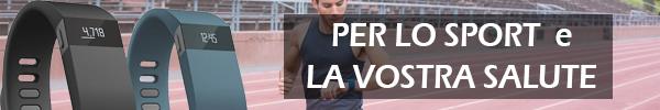 Per lo sport e la salute