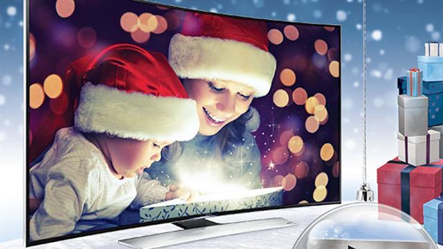 Per Natale acquista un prodotto Samsung, per te rimborsi fino a 700€