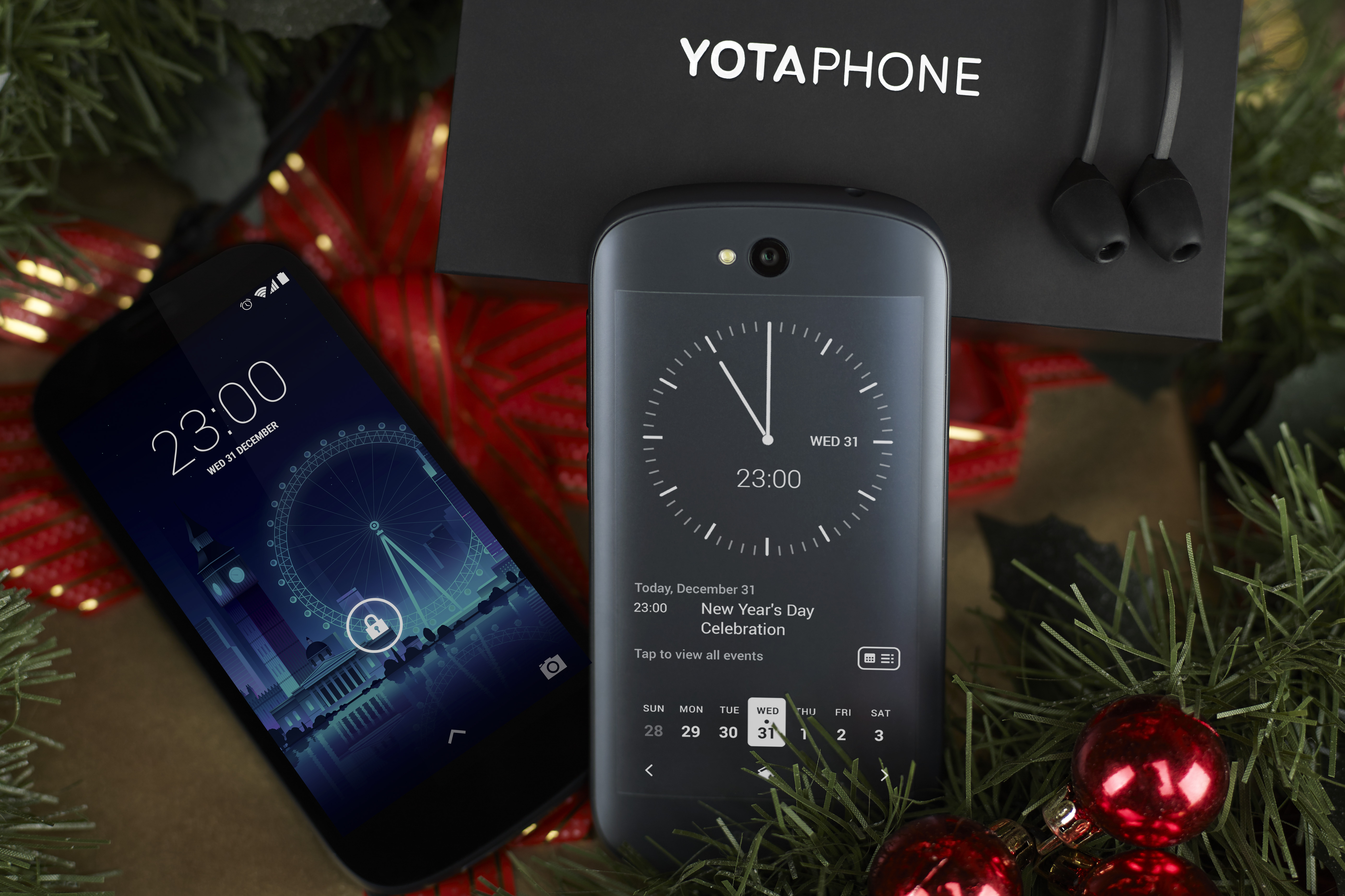 Yotaphone2 l'android dalle due facce