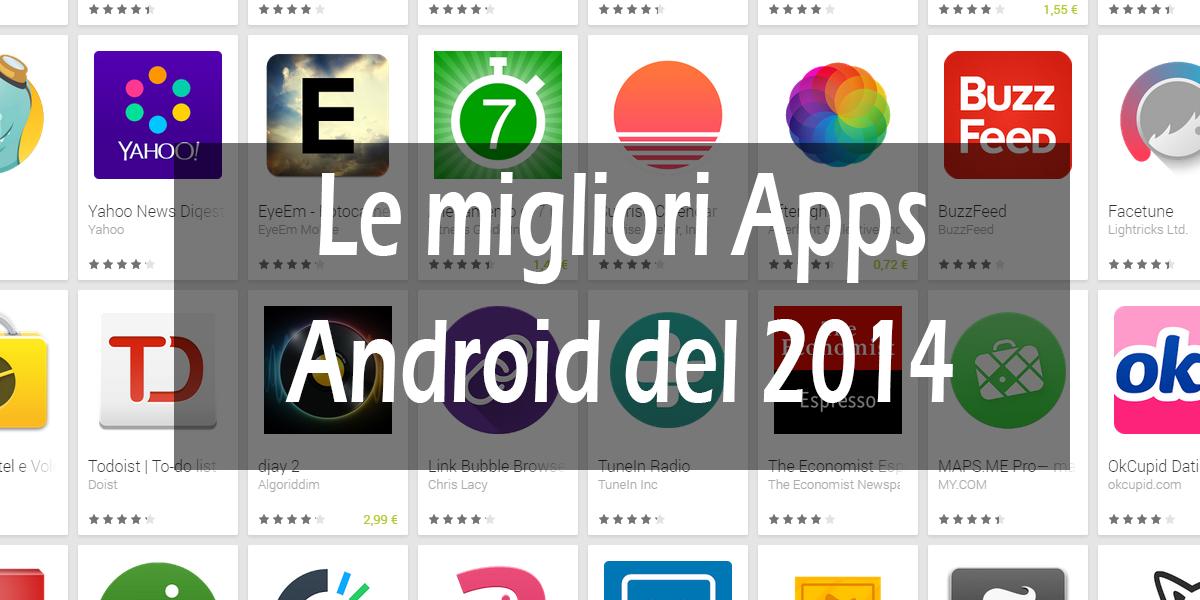 migliori apps