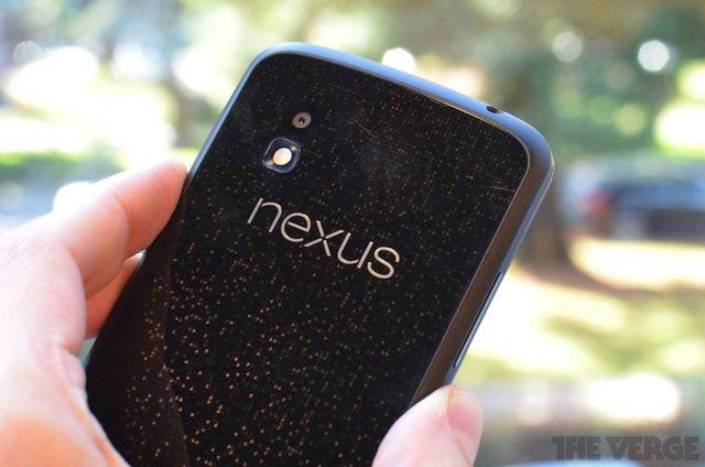 Nessun supporto alle nuove API su Nexus 4: Google conferma
