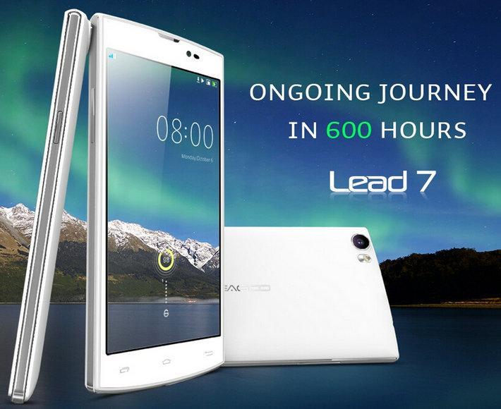 Leagoo Lead 7: lo smartphone delle ottime qualità sotto i 100€