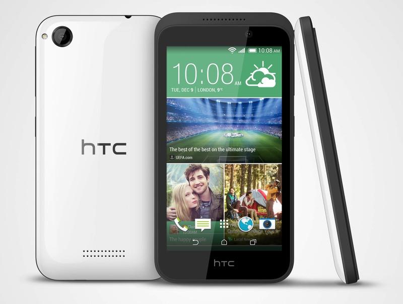 HTC annuncia un nuovo smartphone economico: il Desire 320