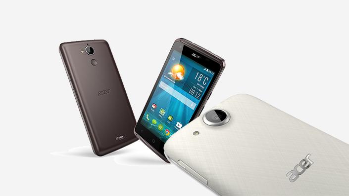 Ces2015: Acer porta a Las Vegas due nuovi smartphone Android