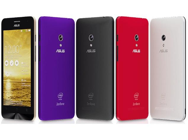 CES2015 | ufficiale ZenFone 2 con la nuova ZenUI basata su Lollipop