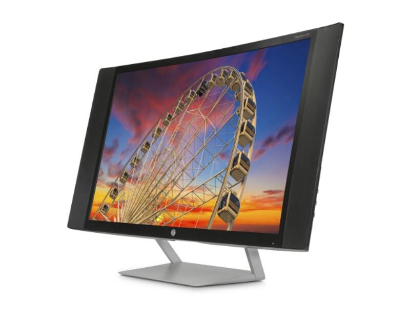 CES2015 | HP lancia i nuovi schermi curvi e ad altissima definizione