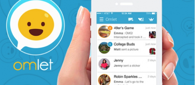CES2015  Omlet: una nuova piattaforma social sui dispositivi Huawei