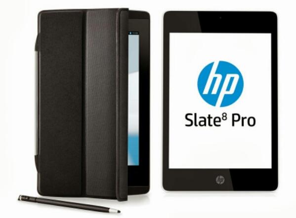 HP svela tre nuove tavolette digitali dotate di HP Duet Pen