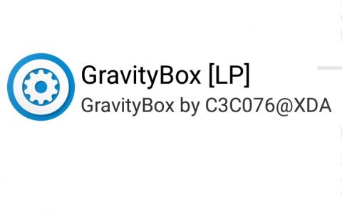 GravityBox LP