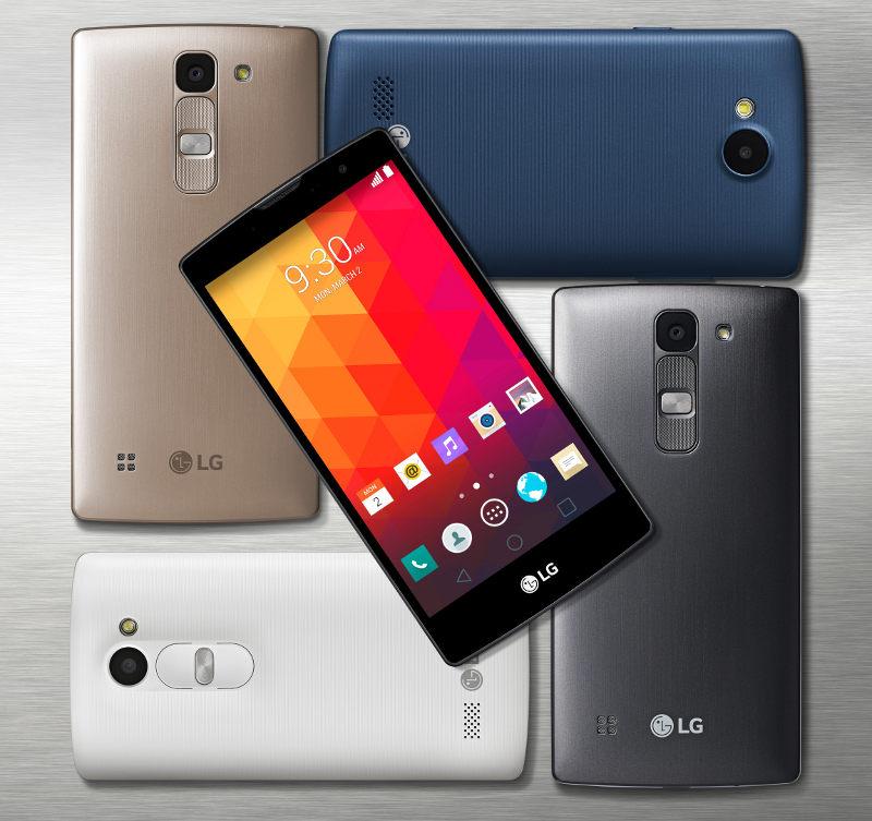 LG svela quattro nuovi smartphone di fascia media