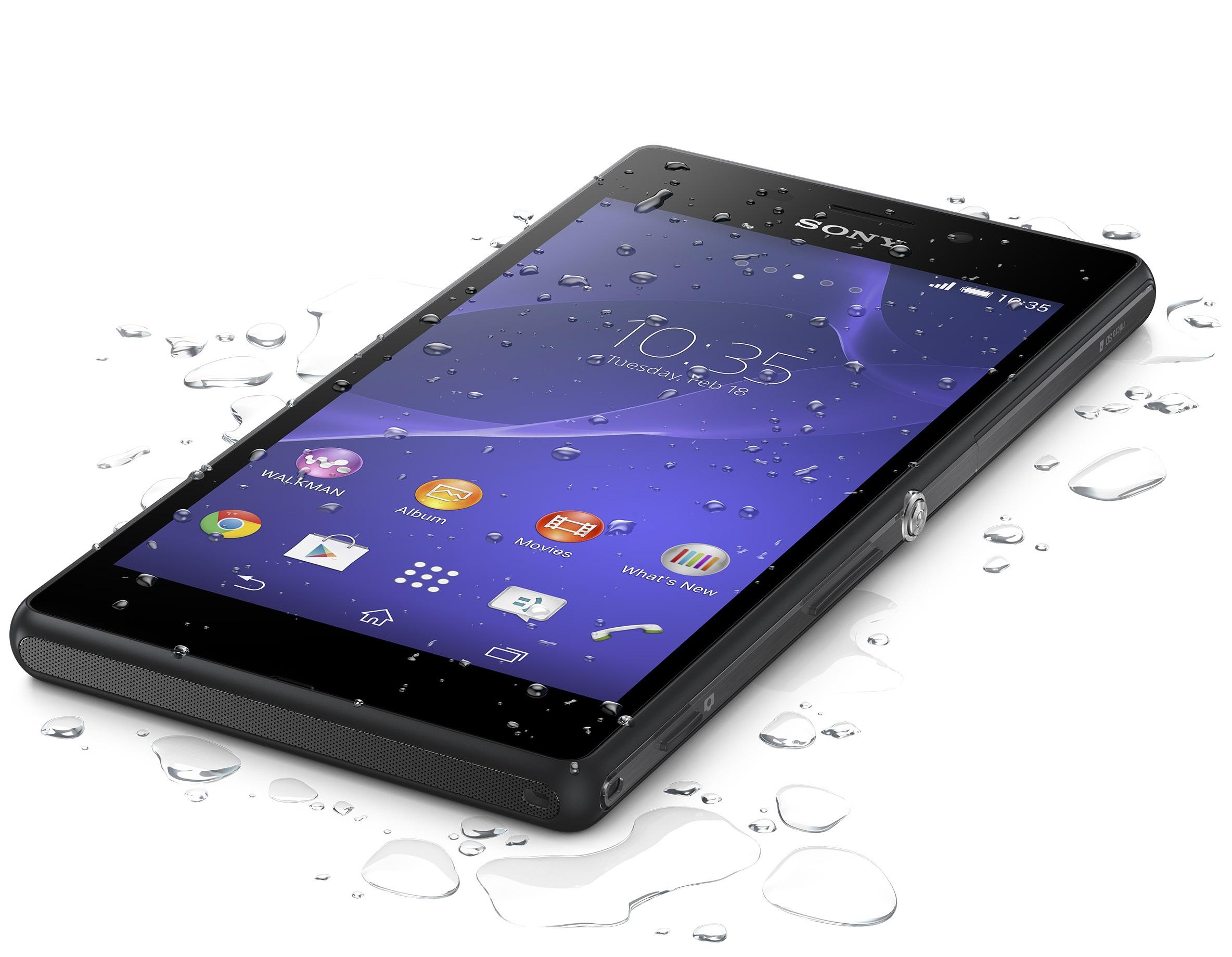 Sony al MWC con Xperia M4 Acqua