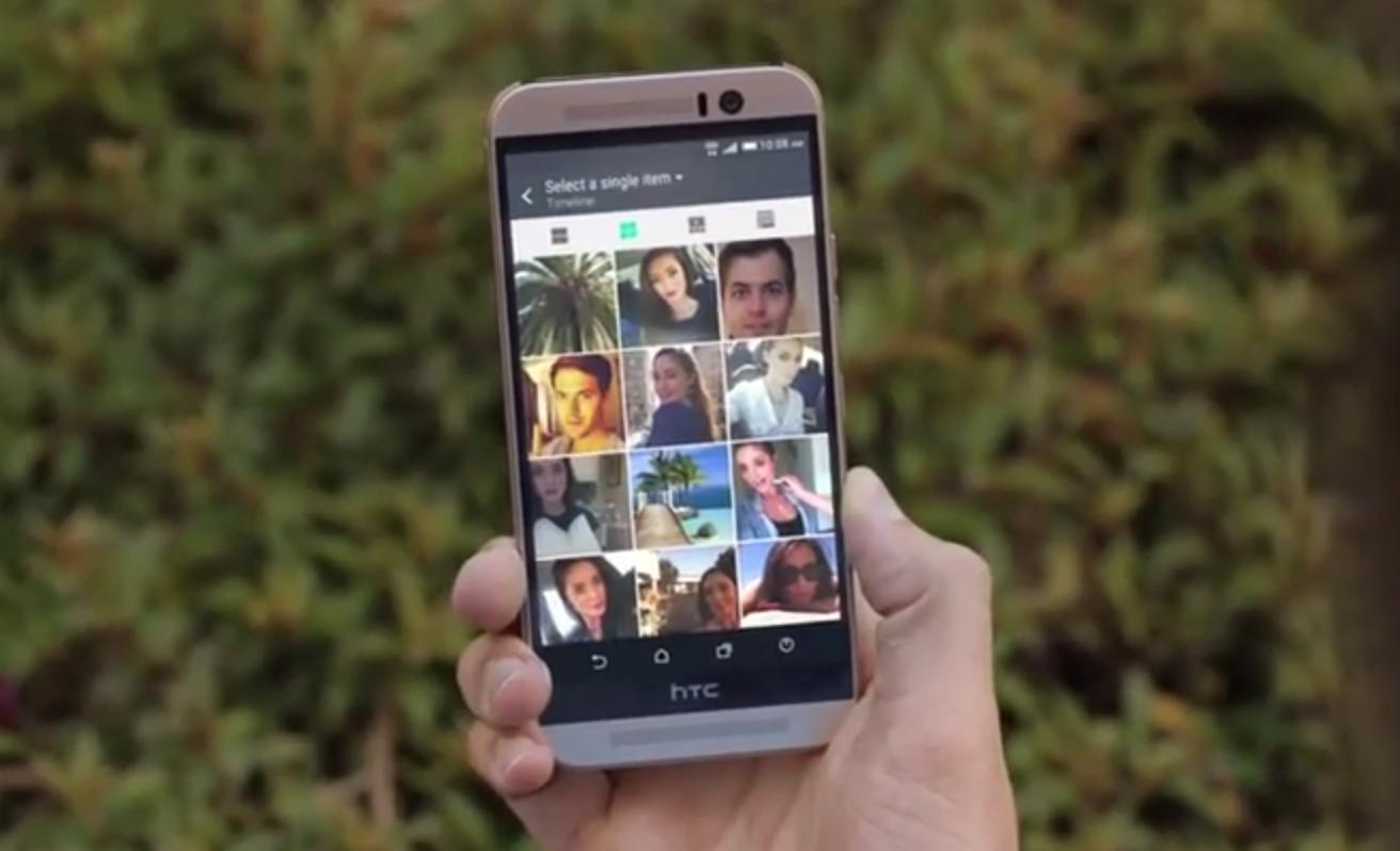 HTC One M9 protagonista dei primi spot pubblicitari
