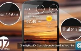 GravityBox giunge finalmente su Lollipop 5.0 !