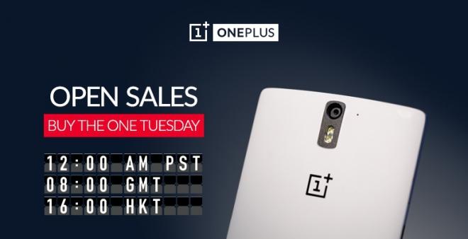 OnePlus One: oggi senza invito