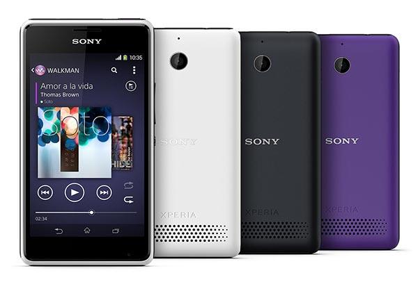 Sony si prepara a svelare il nuovo Xperia E1 II