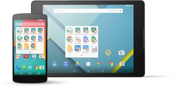 Arriva Android for Work