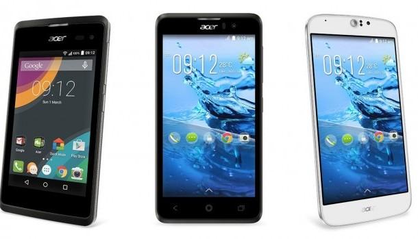 Acer presenta a Barcellona: Jade Z, Z520 e Z220