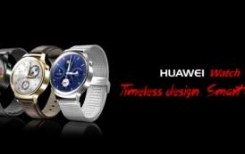 Huawei Watch, ecco in un video ufficiale!