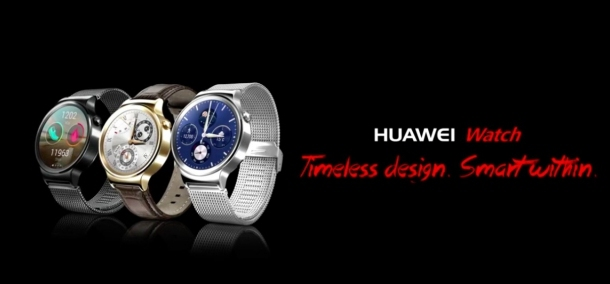 Huawei Watch, ecco in un video ufficiale!