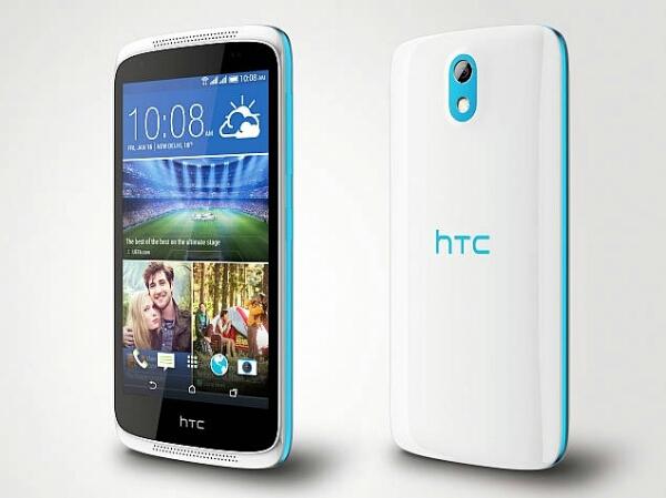 HTC annuncia il nuovo Desire 526G Dual SIM